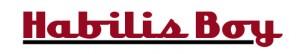 Habilis Boy Logo vector